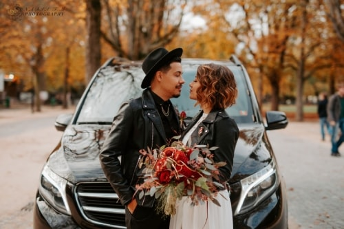 Mariage contemporain aux couleurs automnales - Organisation de mariage par DREAM IT EVENTS