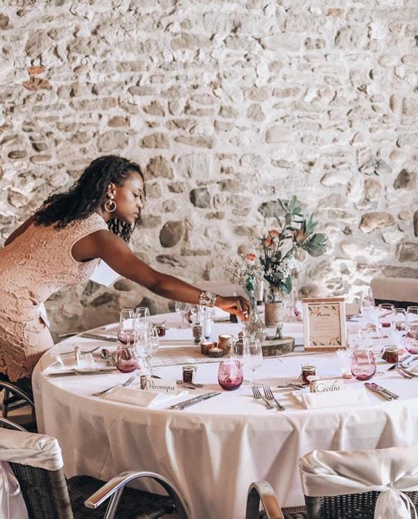Nelle de Souza, Wedding designer et Events planner à Genève