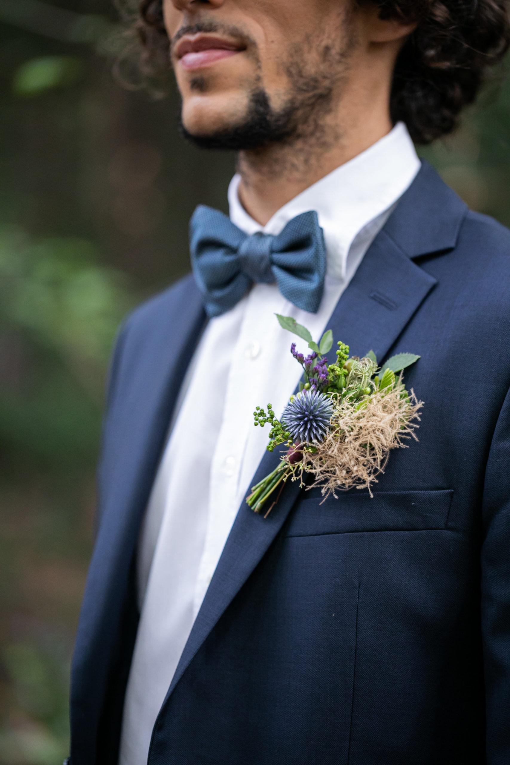 Magnifique mariée souriante robe blanche - DREAM IT : Wedding designer pour mariage ethnique