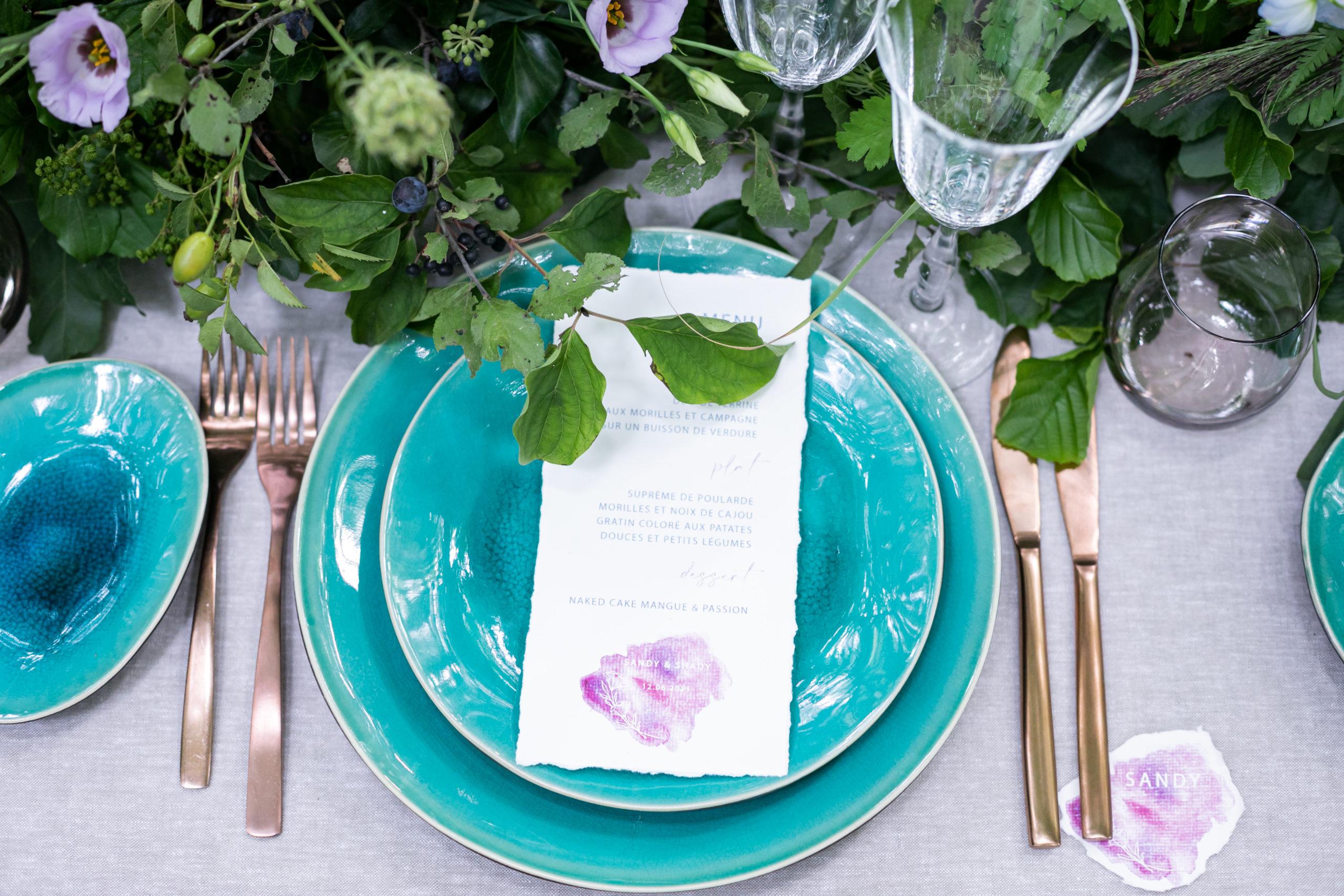 Conseils décoration de table de mariage par DREAM IT EVENTS : votre spécialiste du mariage de prestige à Genève